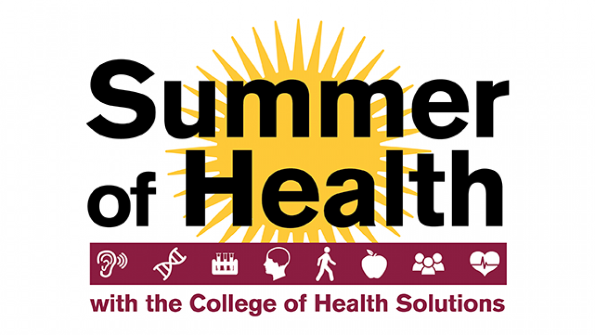 summer of health graphic