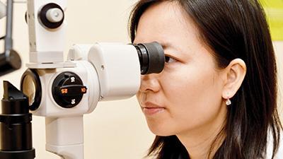 Pre-Optometry Pathway