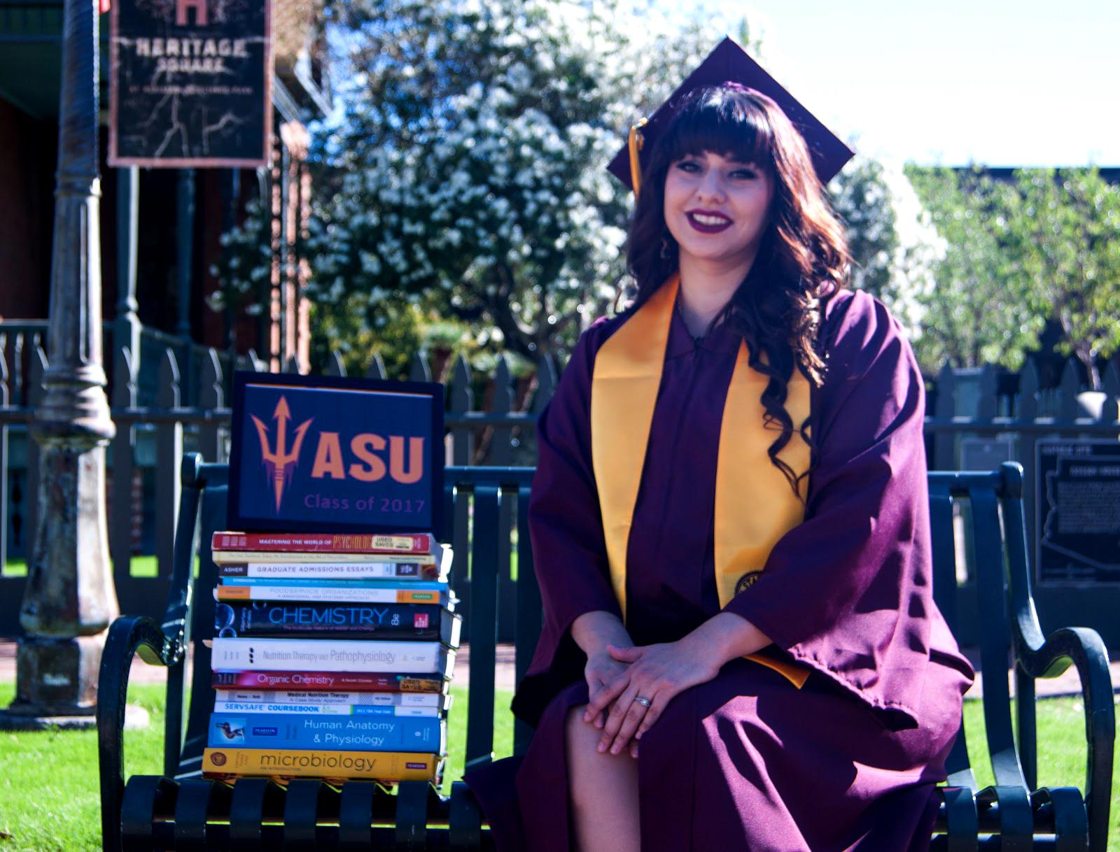 Nancy Dominguez, Nutrition dietetics major
