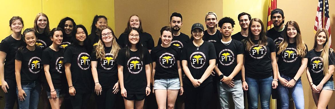 Physical Therapy Club at ASU (Downtown Phoenix campus)