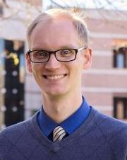 James Corbeille, M.Ed., health advisor for the West campus